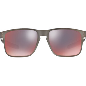 Oakley Holbrook Metal Matte Gunmetal/Torch Iridium Polarized